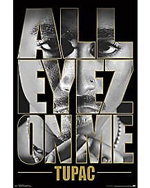 All Eyez On Me Tupac Poster
