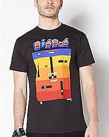 Dig Dug T Shirt