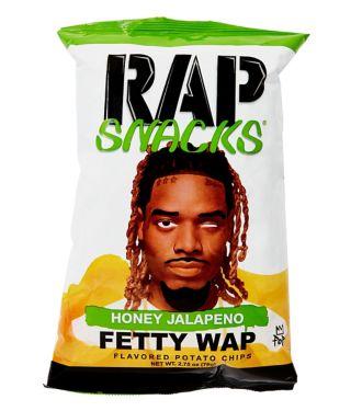 Fetty Wap Honey Jalapeno Chips
