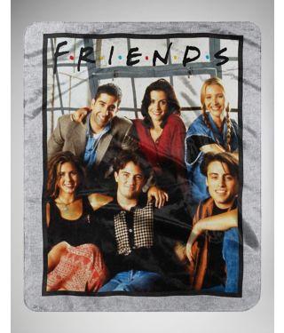 Friends Cast Fleece Blanket - Friends