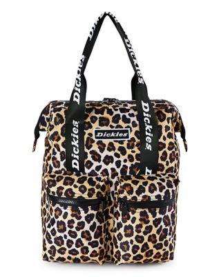 Cheetah Convertible Backpack - Dickies