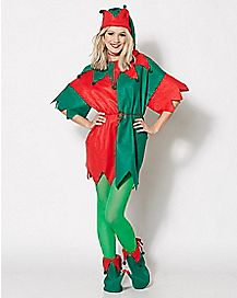 Adult Tunic Elf Costume