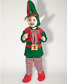 Toddler Lil' Elf Costume
