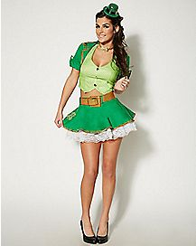 Adult Lucky Charm Costume