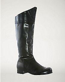 Black Hero Boots