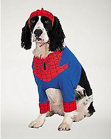 Spiderman Dog Costume - Marvel