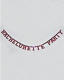 'Bachelorette Party' Banner