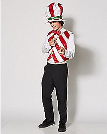 Adult Mr Peppermint Costume
