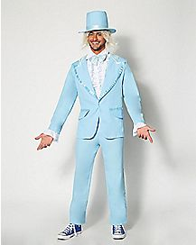 Adult Harry Dunne Costume Deluxe - Dumb and Dumber
