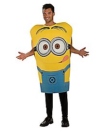 Adult Minion Dave Costume - Despicable Me