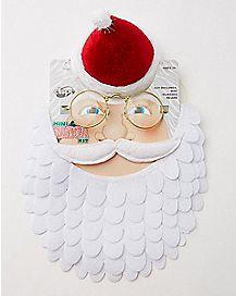 Santa Costume Kit