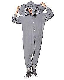 Adult One Piece Anime Elephant Costume