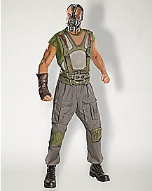 Adult Batman Dark Knight Rise Bane Costume Deluxe - DC Comics