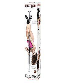 Fantasy Stripper Pole - Fetish Fantasy