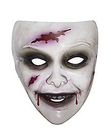 Transparent Zombie Mask