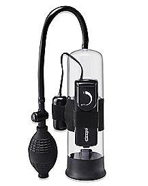 Pump Worx Beginner Vibrating Penis Pump