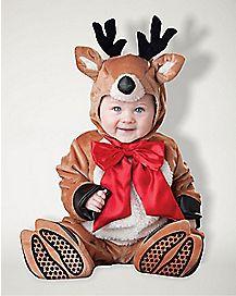Baby Rascal Reindeer One Piece Costume