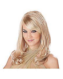 Lush Layers Blonde Wig