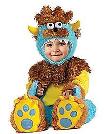 Baby Teeny Meanie Monster One Piece Costume