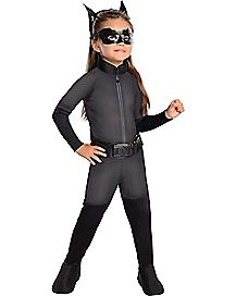 Toddler The Dark Knight Cat Woman Costume - DC Comics