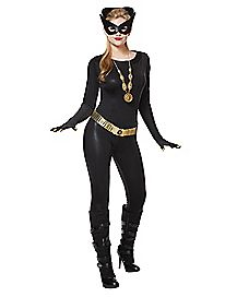 Adult 1960s Catwomen Costume - Batman