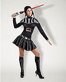 Adult Darth Vader Dress Costume - Star Wars