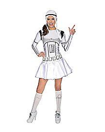 Adult Stormtrooper Dress Costume - Star Wars