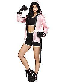 Knockout Costume Kit