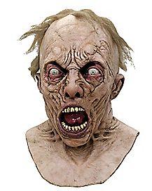 Scientist Zombie Mask - World War Z