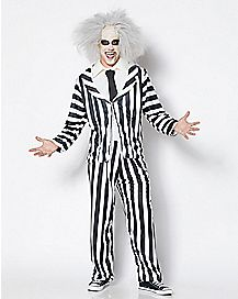 Adult Beetlejuice Costume - Beetlejuice