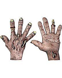 Flesh Zombie Hands
