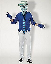 Adult Snow Miser Costume