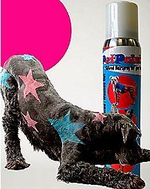 Poodle Pink Pet Paint