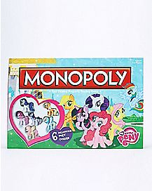 My Little Pony Friendship is Magic Monopoly Board Game