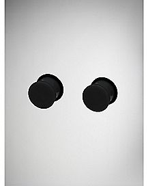 Plug 2 Pack- Black