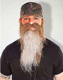 Brown Redneck Beard