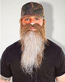 Brown Redneck Beard