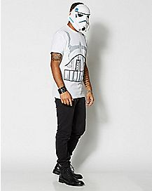 Stormtrooper Costume  Star Wars T shirt