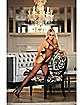 Hustler Fishnet Suspender Crotchless Bodystocking