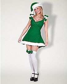 Adult Elle Elf Costume