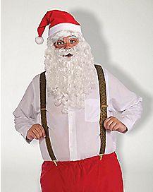 Santa Suspenders - Deluxe