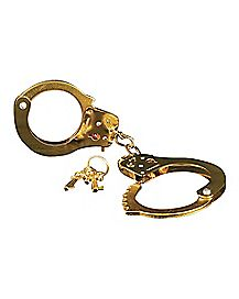Fetish Fantasy Gold Handcuffs