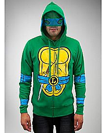 Leonardo Teenage Mutant Ninja Turtles Zip Hoodie