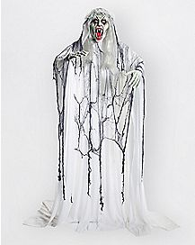 6 ft Hanging Vampire Bride - Decorations