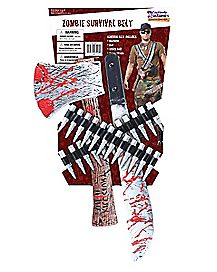 Zombie Hunter Costume Kit