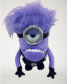 Plush Evil Minions Backpack - Despicable Me 2