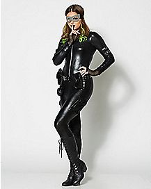Adult Thief Bodysuit Costume