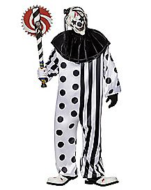 Adult Killer Clown Plus Size Costume