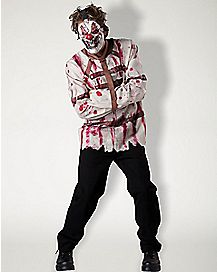 Adult Carnival Killer Clown Costume