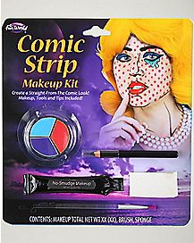 Comic Book Kids Makeup Kit